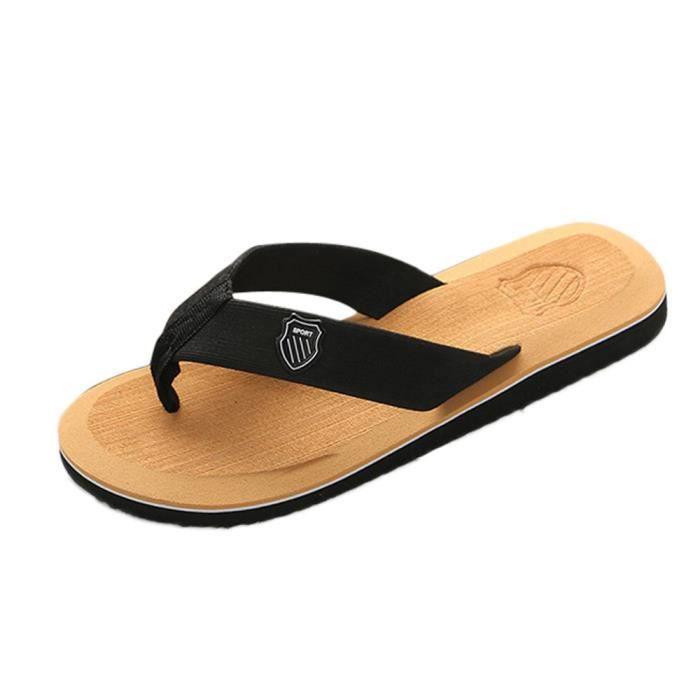 flop Homme Summer Pantoufles Beach De Sandales amp; D'intérieur Outdoor Qe1014 Chaussures Flip Loisirs Erfqwpnxr