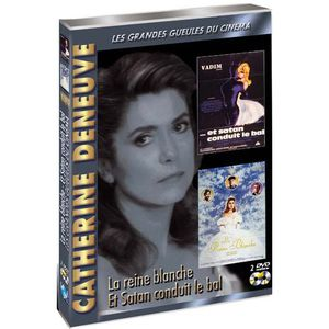 DVD FILM DVD Coffret catherine deneuve : et satan condui...