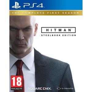 JEU PS4 Hitman : L'Intégral de la Première Saison Jeu PS4