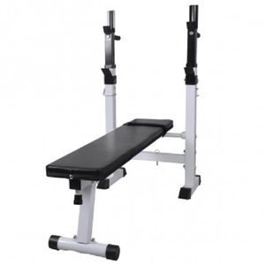 BANC DE MUSCULATION Banc de Musculation Pliable développé couché Fitne