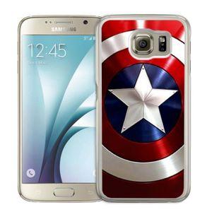 samsung galaxy s6 edge coque captain america