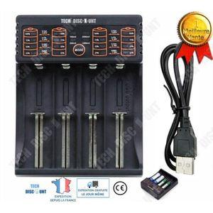 BATTERIE VÉHICULE TD Batterie au lithium rechargeable camping car 12