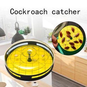 PRODUIT INSECTICIDE Blattes appât boîte réutilisable Cockroach Catcher