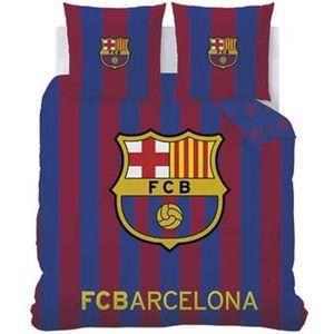 HOUSSE DE COUETTE SEULE Housse de couette FC Barcelone 220x240cm + 2 taies