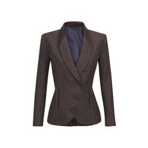 Veste en tweed femme pas cher