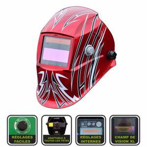 FER - POSTE A SOUDER Masque de soudure automatique 9-13 Silex® WH235