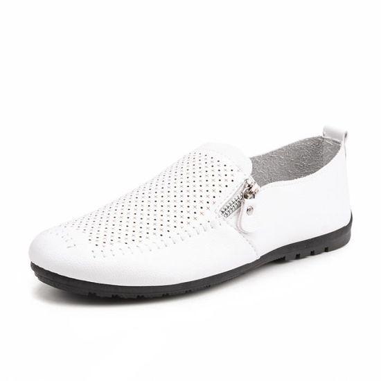 Mocassins Soft Flats Peas 2018 Paresseux Homme Chaussures Shoes rWQedECxBo