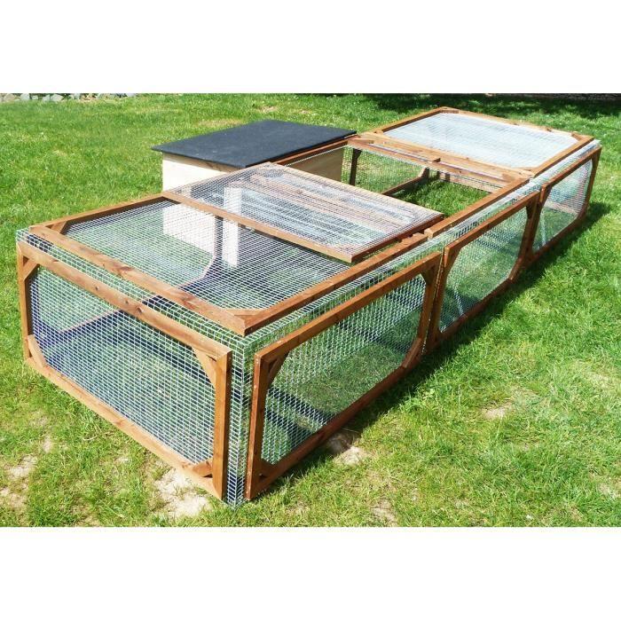 enclos maison pour tortue en t 300x100x50 cm lxlxh made in france achat vente enclos. Black Bedroom Furniture Sets. Home Design Ideas