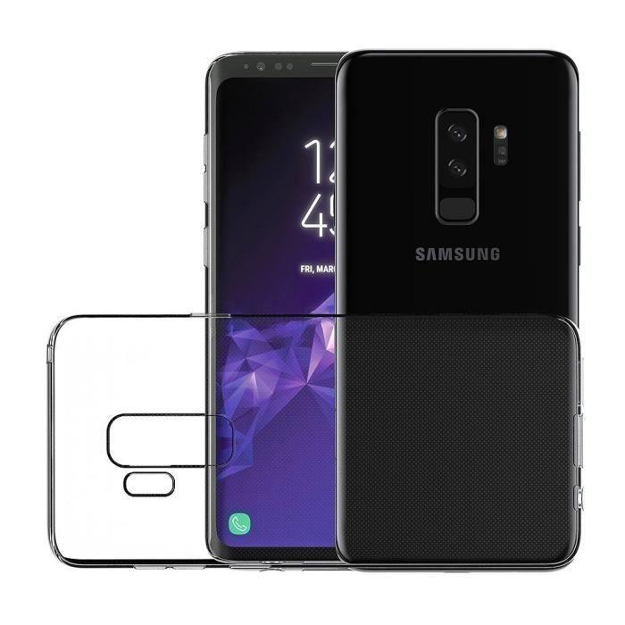 samsung original coque en silicone pour samsung galaxy s9 plus