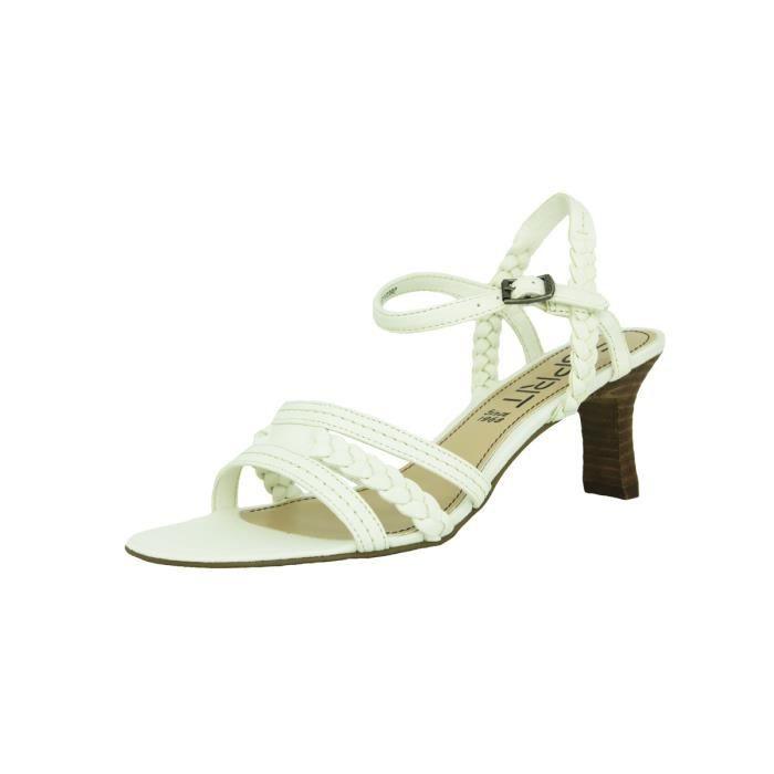 Pp - Sandales Pour Femmes / Blanc Esprit Ecdv9BXPM1