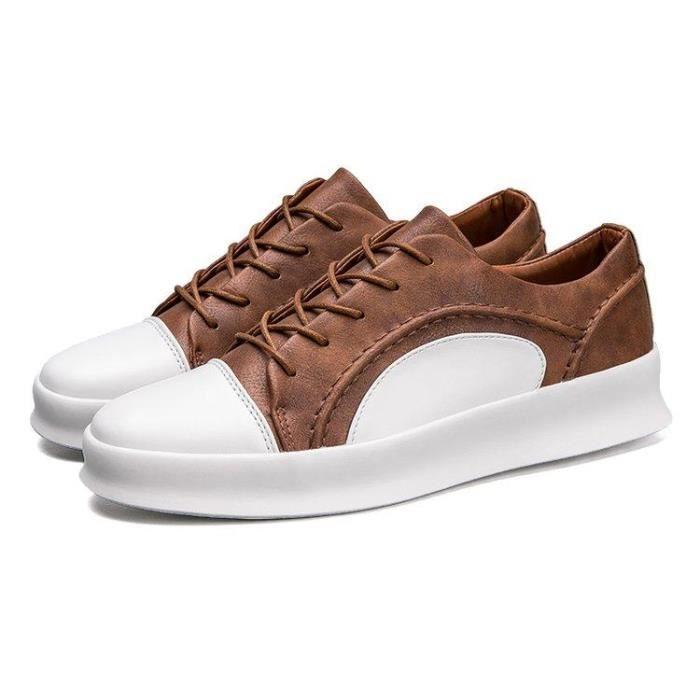 Chaussures DéTente LéGer Haute Qualité Un Amorti AntidéRapant Homme marron 40 R57698428_1715 Qea0F