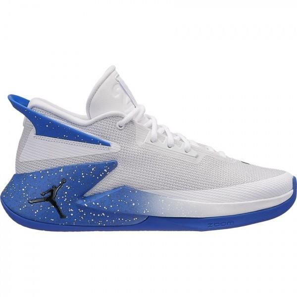 best value 5a2e3 e46d7 CHAUSSURES BASKET-BALL Chaussure de Basketball Jordan Fly Lockdown Blanc