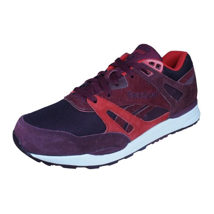 Taille V62645 Hommes Sneaker 3zr59y 45 Reebok Bleues Noir 1Cgqn