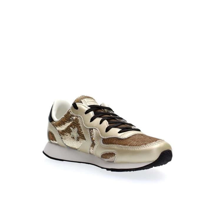 CONVERSE SNEAKERS Femme GOLD, 37