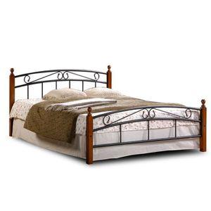 lit adulte achat vente lit adulte pas cher cdiscount. Black Bedroom Furniture Sets. Home Design Ideas