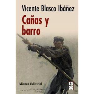 TONER Livre en espagnol -Cañas y barro (1320)