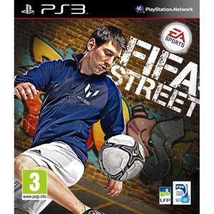 JEU PS3 Fifa Street [import allemand]