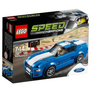 ASSEMBLAGE CONSTRUCTION LEGO® Speed Champions 75871 Ford Mustang GT