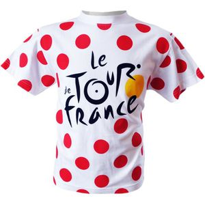 MAILLOT DE CYCLISTE T-shirt Le Tour de France de cyclisme - Collection