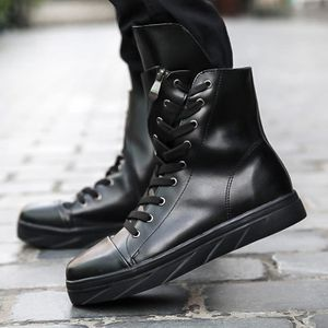 BOTTILLON Shockproof Casual Boot Outdoors Solid Color Hommes