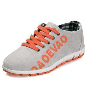 BASKET Chaussures De Sport Pour Hommes Textile De Course