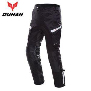 VETEMENT BAS DUHAN Pantalon de moto pour homme Pantalon d'équit