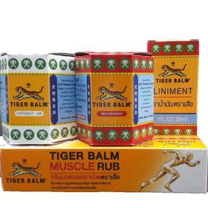 HUILE - LAIT MASSAGE Lot 4 Baume du Tigre Grand Format - Suivi offert -