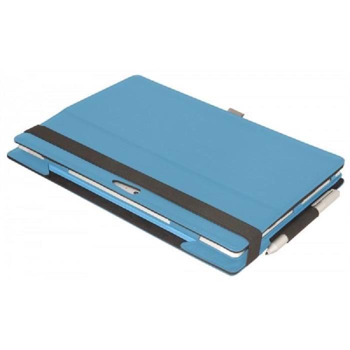 URBAN FACTORY Elegant Folio Protection à rabat - Pour Surface Pro 4 - Turquoise