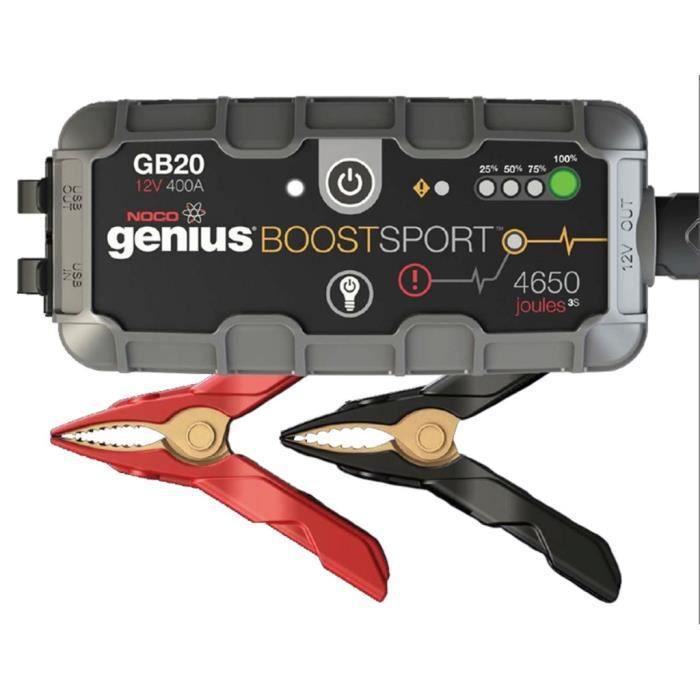 CHARGEUR DE BATTERIE P34 Booster de batterie Noco Genius 12 V 400 A GB2