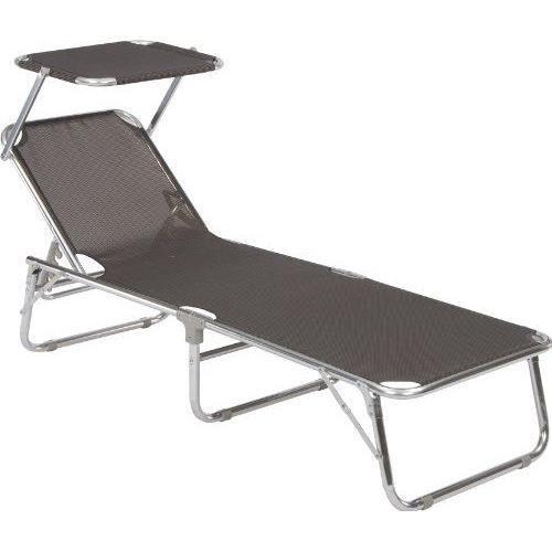Stern 444035 Chaise longue à 3 pieds avec pare-… - Achat / Vente ...