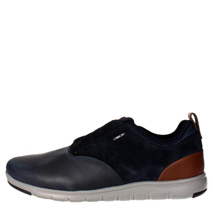 Geox Sneakers Homme Bleu, 44