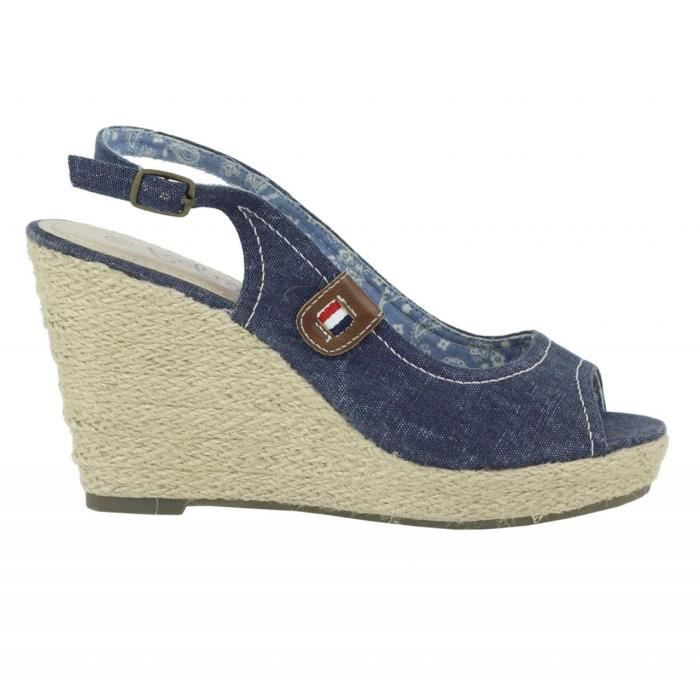 pour Femme REFRESH 62037 JEANS NAVY ibkFwD