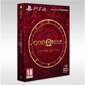 JEU PS4 God Of War Edition Limitée Jeu PS4