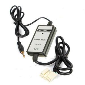 LECTEUR MP3 12V USB Aux-in Lecteur MP3 Radio Interface adaptat