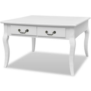 Table baroque achat vente pas cher - Table basse baroque blanche ...