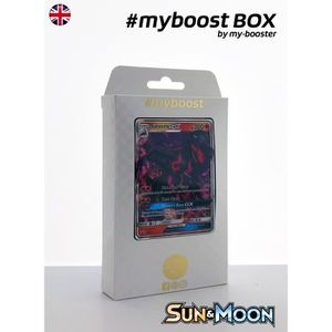 CARTE A COLLECTIONNER Coffret #myboost SALAZZLE GX (Malamandre) SM63 - S