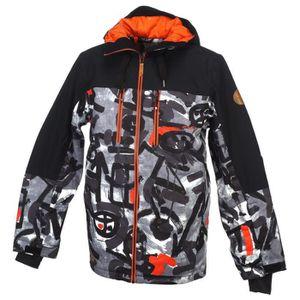 Vestes - Blousons noir homme ski   snowboard - Achat   Vente Vestes ... 826ccb405e1b