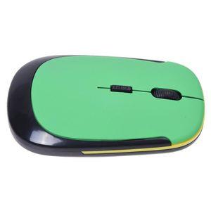 SOURIS 2.4G Ultra - Mince Mini Souris Optique Sans Fil US