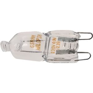 PIÈCE APPAREIL CUISSON 481010391431. LAMPE HALOGENE 40 W CULOT G9