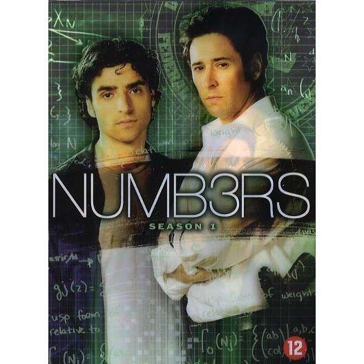 numb3rs saison 1