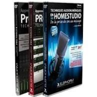 Pack Formation Pro Tools 8 + Techniques audio ...