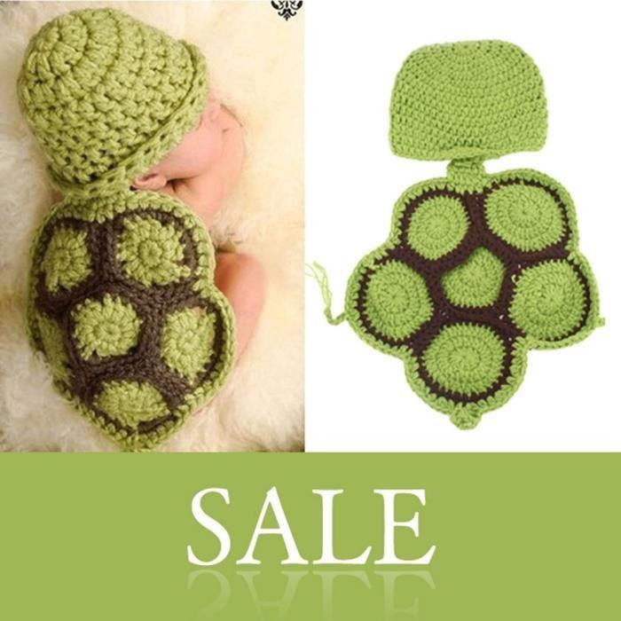 d35c1ab6f9aa DÉGUISEMENT Bébé Enfant Chapeau Bonnet Crochet Tricot Animal D