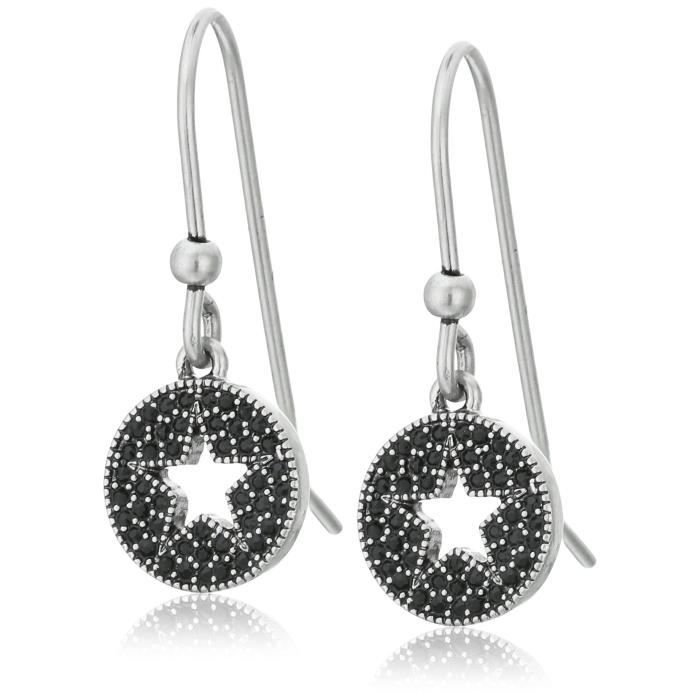 Marc Jacobs Pave Star Charm Earrings YXG1P
