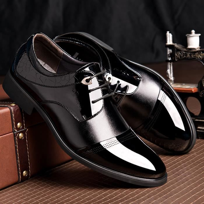 Chaussures habillées affaires Chaussures hommes...