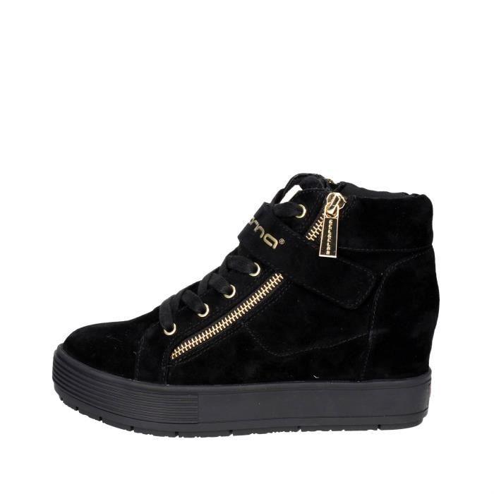 Fornarina Haute Sneakers Femme Noir, 41