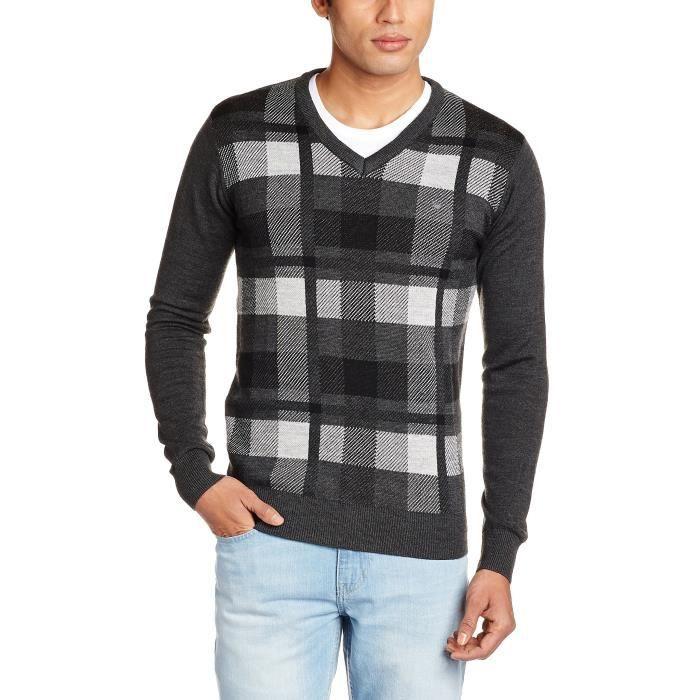 Mens Sweater ZBHRN Taille-XXL