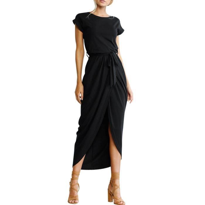 Boho Robe Robes Plageyhl80319185bk Femmes Longue Soirée De Maxi 1c3TJFlK