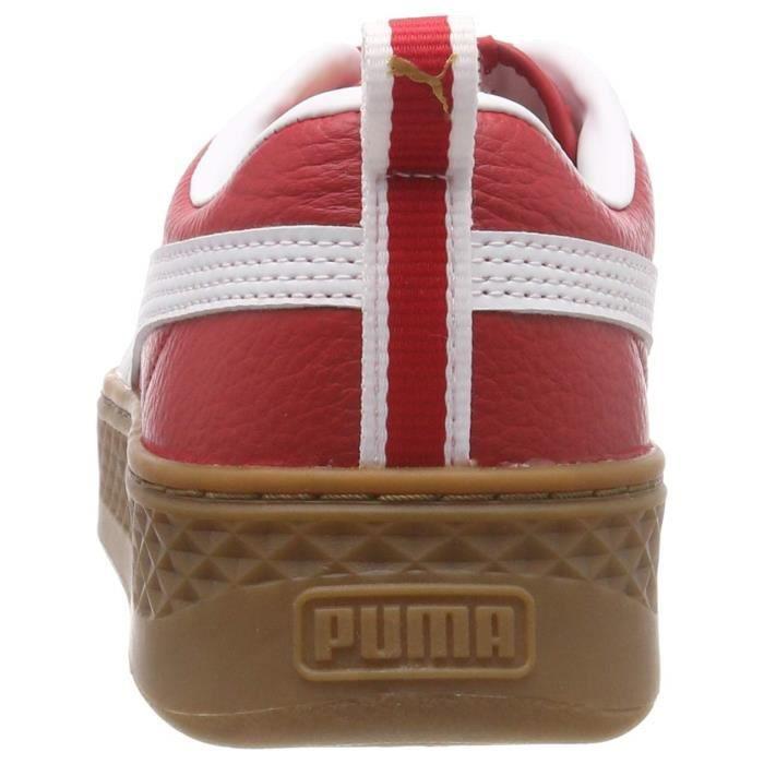 Platform 1rqclc 1 Taille Femmes Pour Smash 2 Vt Basses Baskets Puma 39 rCQthsd