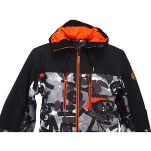 ... BLOUSON DE SKI Blouson de ski Mission block blk jacket - Quiksilv. ‹› f86a1b901b6b