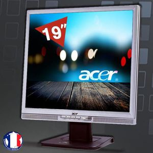 ECRAN ORDINATEUR ECRAN ACER AL1923 LCD 19''